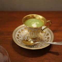 日菓さんによる茶話会が催されました!
